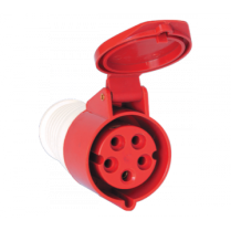 PRIZA MOBILA 215 16A IP44 3P+N+E