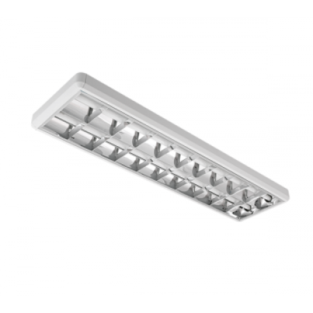 LAMPA IND GALA ELECTRONIC BALLAST 2X36W APARENTA