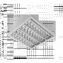 LAMPA IND.MIKA MAGNETIC BALLAST 4X18 INCASTRAT