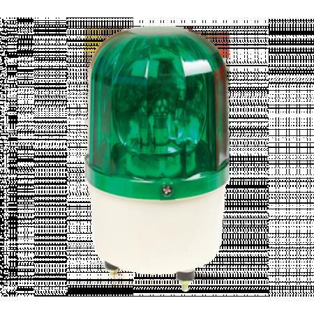 LAMPA +SIRENA LTE1101J-G 12V VERDE