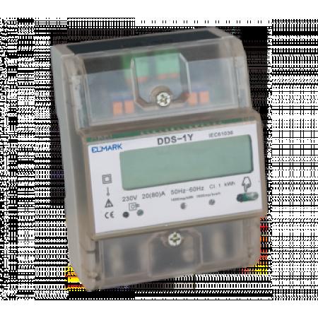 CONTOAR ELECTRONIC  DDS 1Y-80 5/80 230V  4 TARIFE