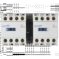 CONTACTOR  LT4 -D1810    18A    230V  REVERSIBIL  ELMARK