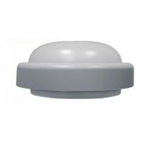 PLAFONIERA CU LED APLICATA 10W IP44 12-24V GRI