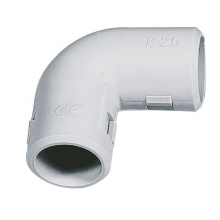 COT PVC MIC 90 GRADE 25MM IP40