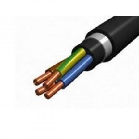 Cablu rigid cupru armat CYABY-F 5X10