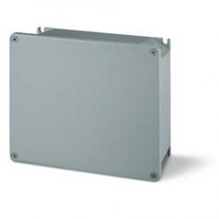 Doza metalica aluminiu ALUBOX 253X217X93  Scame