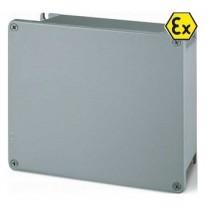 Doza metalica ANTIEX aluminiu 166x142x64 Scame