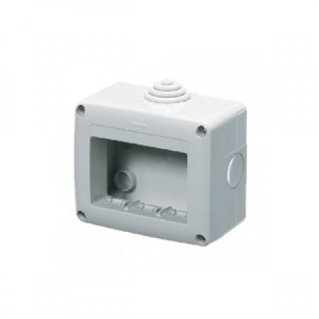 Doza PT 3 module IP40 Gewiss GW27003