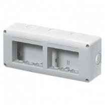 Doza PT 6 module (2X3) IP40 Gewiss GW27005