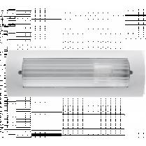 LAMPA EXTERIOR IP54 ARIA ALB