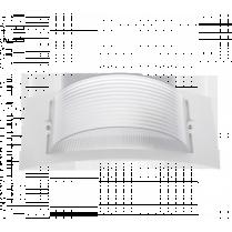 LAMPA EXTERIOR IP54 LINA1 ALB