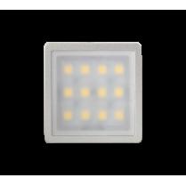 LAMPA DE MOBILIER CU LED CAB-14 LED 12SMD5050 2,4W 12VDC 2900K