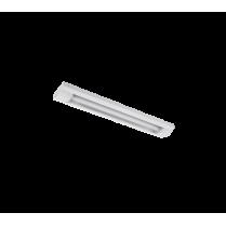 CORP DE ILUMINAT NEDA CU TUB CU LED(600MM) 2X10W 6200K-6500K
