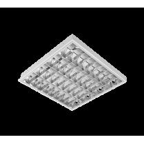 CORP DE ILUMINAT LENA-V CU TUB CU LED(600MM) 4X10W 6200K BM 595/595 TIP V