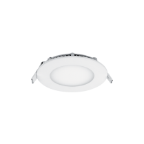 LED PANEL ROTUND 12W 4000K-4300K ALB Ф150MM