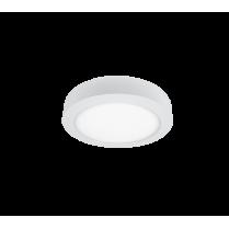 LED PANEL APARENT ROTUND 21W 4000K-4300K ALB Ф225MM