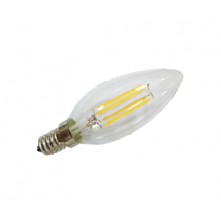 BEC CU FILAMENT LED LUMANARE E14 4W 3000K