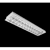 CORP DE ILUMINAT LENA-V CU TUB CU LED(1200MM) 2X18W 6200K BM 1195/295 TIP V