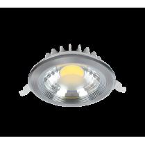 SPOT LED RDLCOB 15W 2700K-3000K 230V SATIN NICHEL