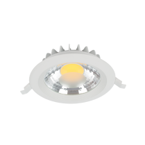 SPOT LED RDLCOB 15W 2700K-3000K 230V ALB