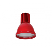 LAMPA INDUSTRIALA MINICOLOR 30W CU LED ROSU 98MINICOL-R