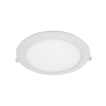 LED PANEL ROTUND 21W 4000K-4300K ALB Ф235MM
