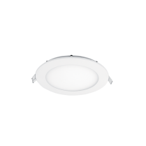 LED PANEL ROTUND 16W 2700K-3000K ALB Ф200MM