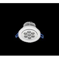 SPOT CU LED GL220WW 7X1W