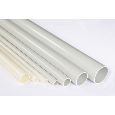 Tub rigid PVC 11mm
